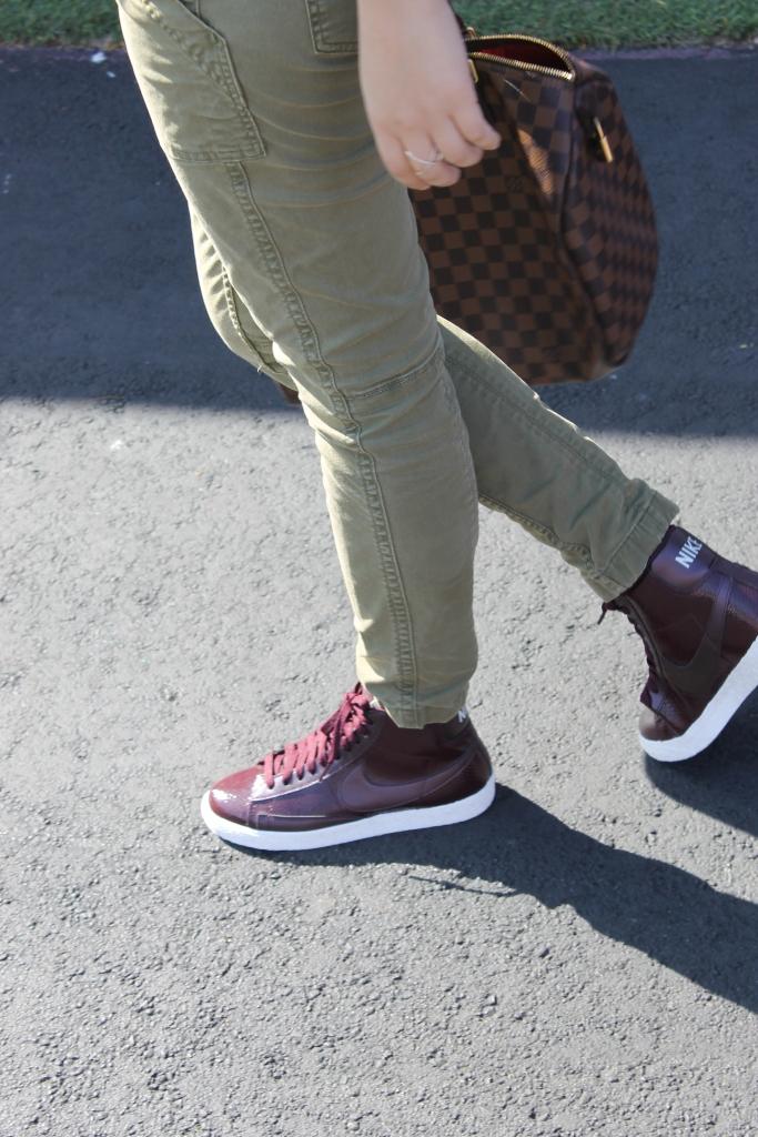 ad8f7f7498 ... J. Crew NIKE Blazer Mid Vintage Sneaker ...