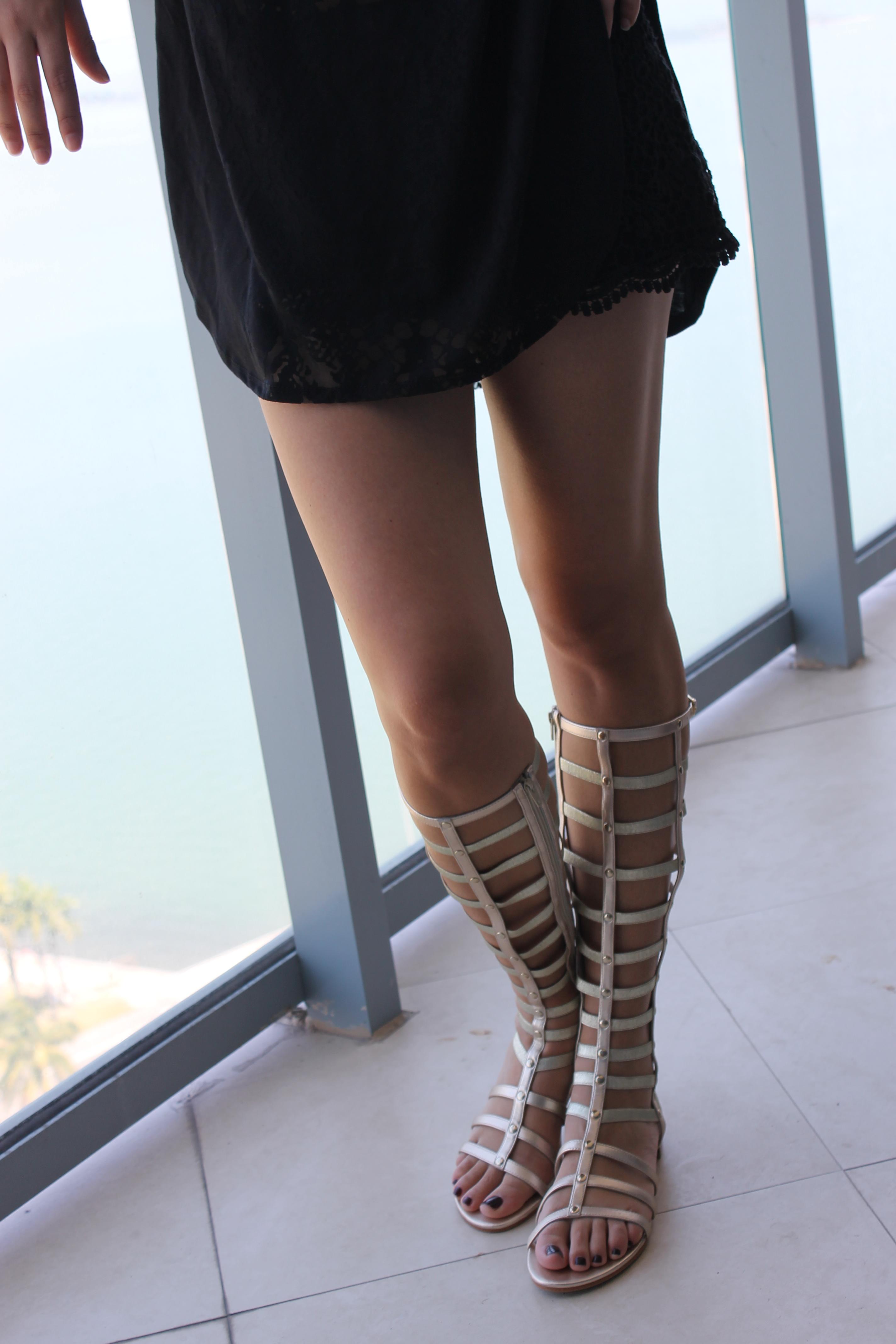 clearance wholesale price Stuart Weitzman Metallic Gladiator Sandals cheap online UHvv2